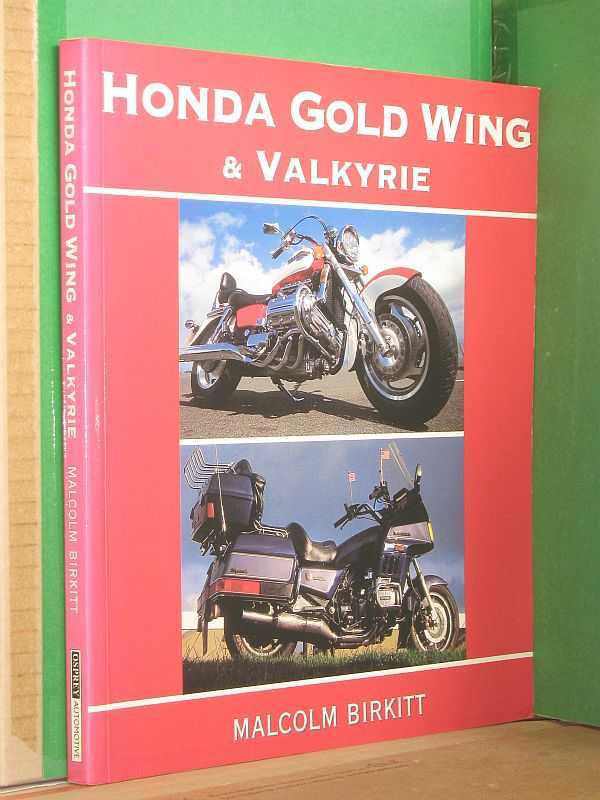 Image for Honda Gold Wing & Valkyrie