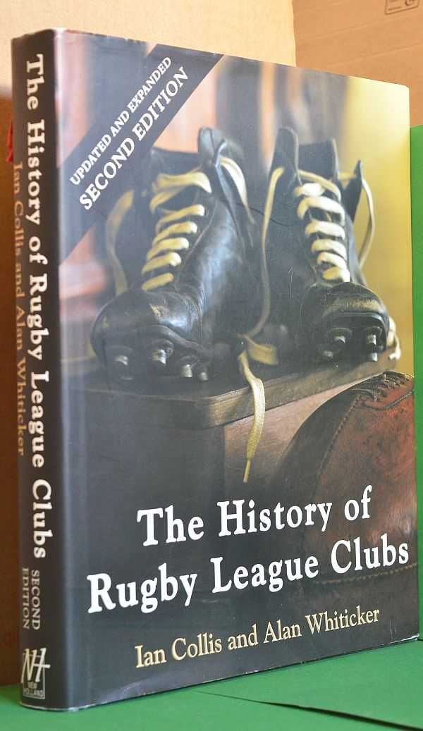 Image for The History of Rugby League Clubs