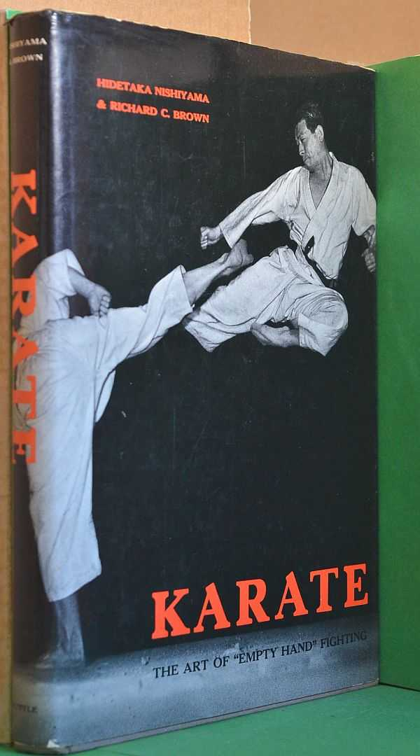 "Image for Karate: The Art of ""Empty Hand"" Fighting"