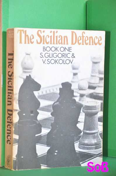 Image for The Sicilian Defence: Book One