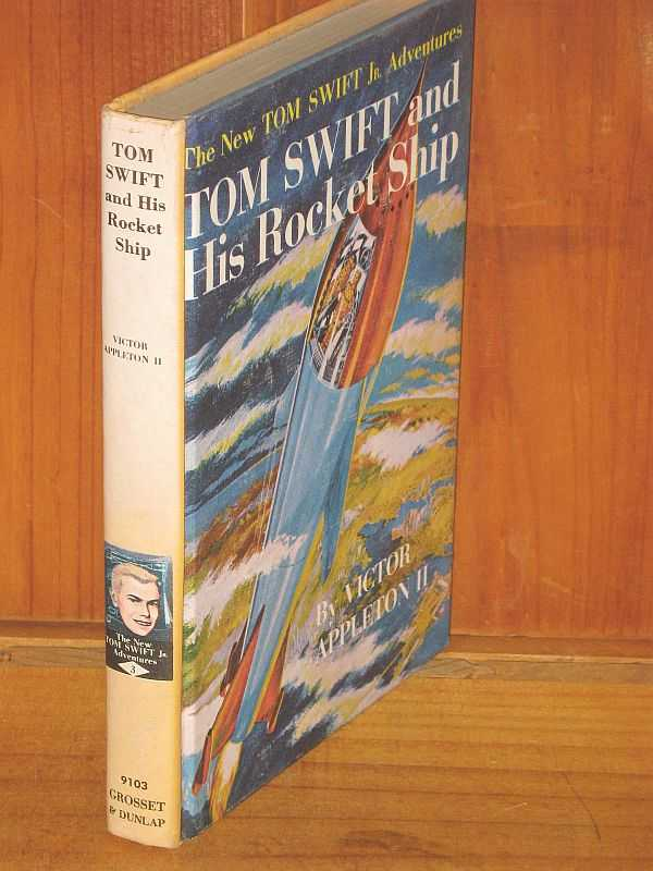Image for Tom Swift and his Rocket Ship