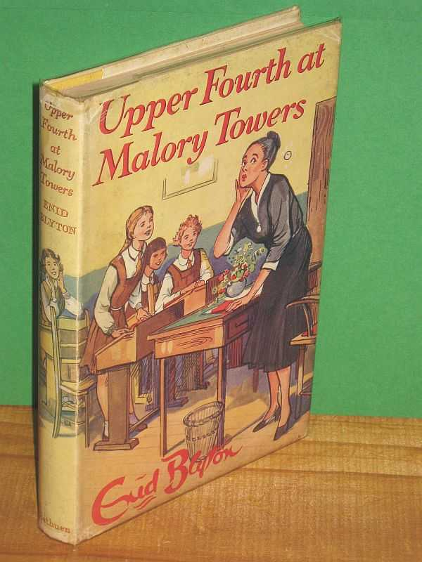 Image for Upper Fourth at Malory Towers