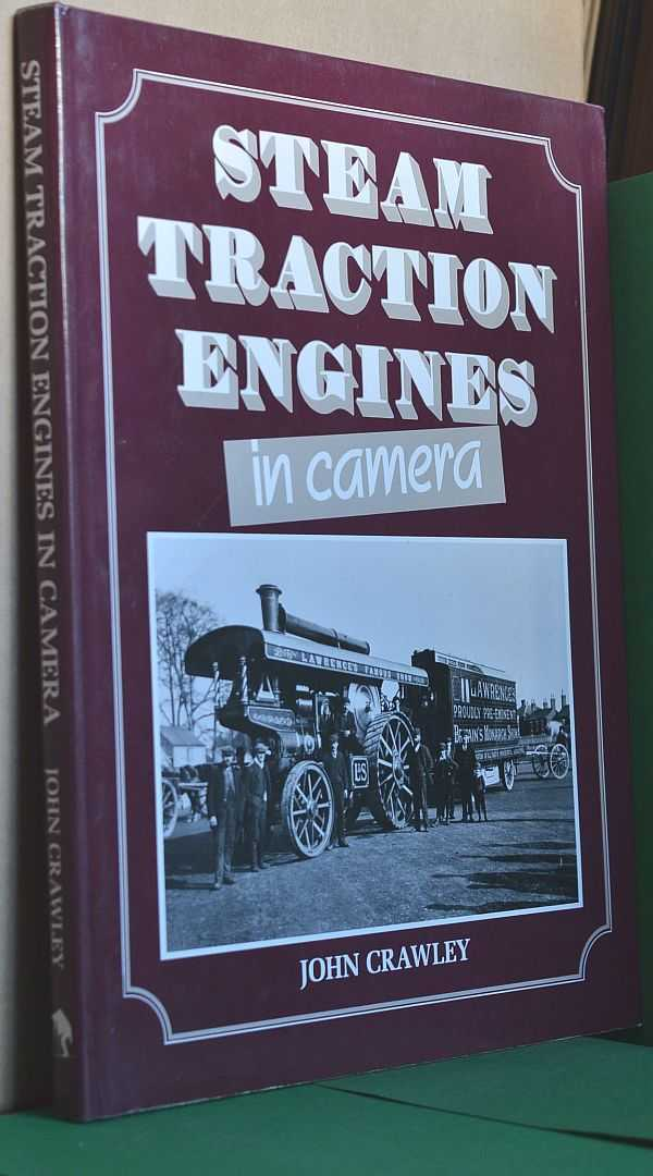 Image for Steam Traction Engines in Camera