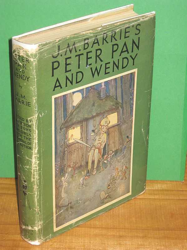 Image for J.M. Barrie's Peter Pan & Wendy
