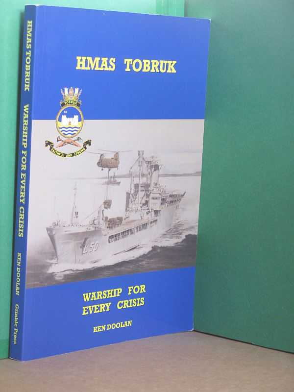 Image for HMAS Tobruk : Warship for Every Crisis