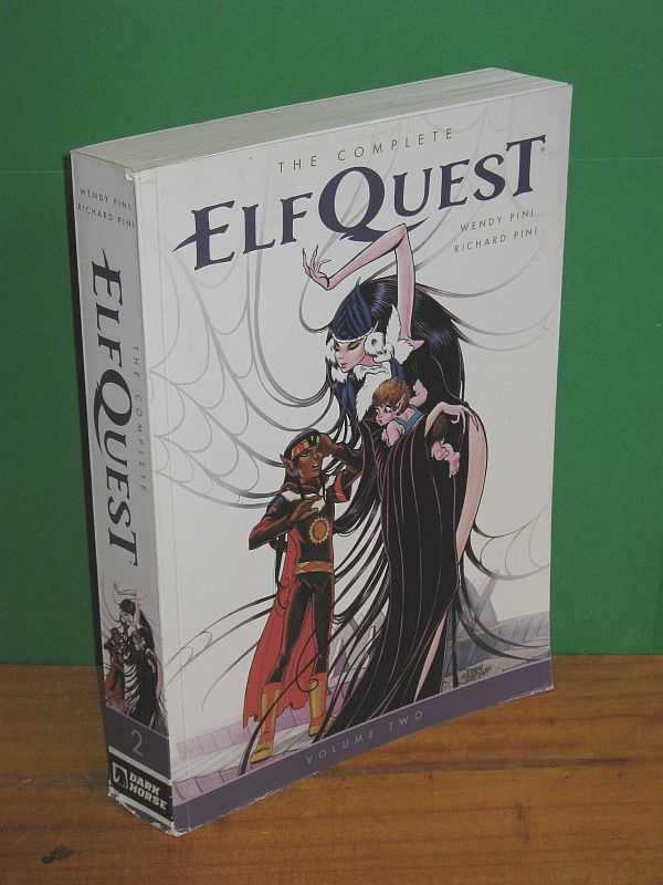 Image for The Complete ElfQuest: Volume 2