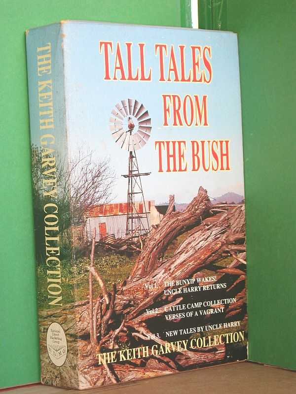 Image for Tall Tales from the Bush (box set of 3 volumes)