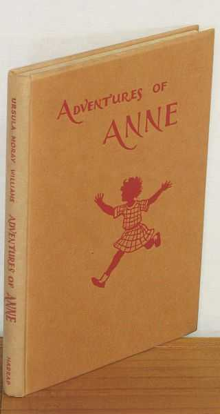 Image for Adventures of Anne