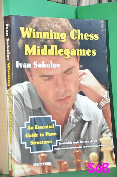 Image for Winning Chess Middlegames: Essential Guide to Pawn Structures