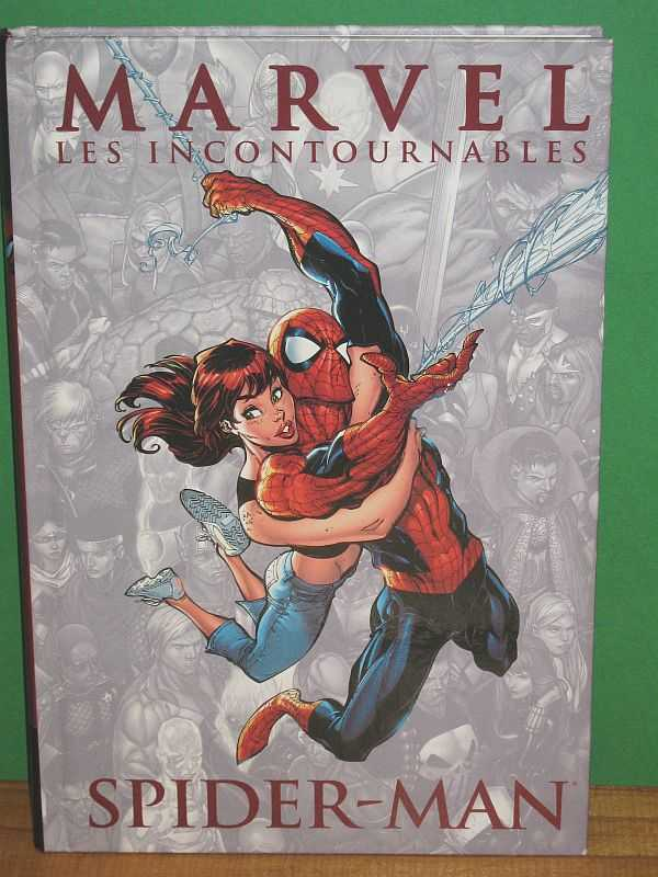Image for Marvel : Les Incontournables : Spiderman