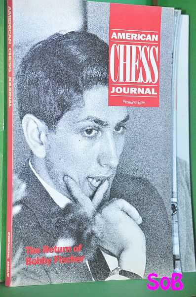 Image for American Chess Journal (3 volume set)