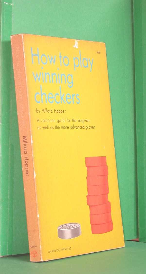 Image for An Invitation to Checkers : How to Play Winning Checkers