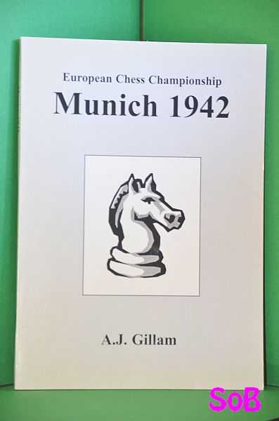 Image for European Chess Championship: Munich 1942