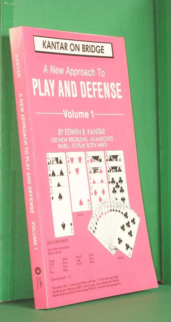 Image for A New Approach to Play and Defense: Volume 1