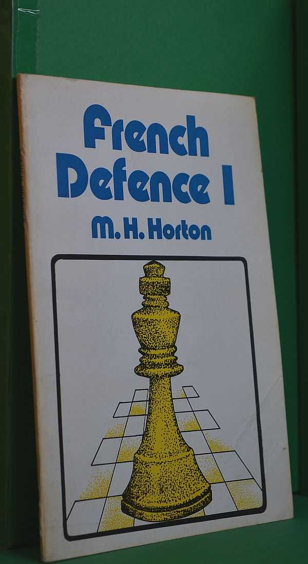 Image for French Defence: Volume One