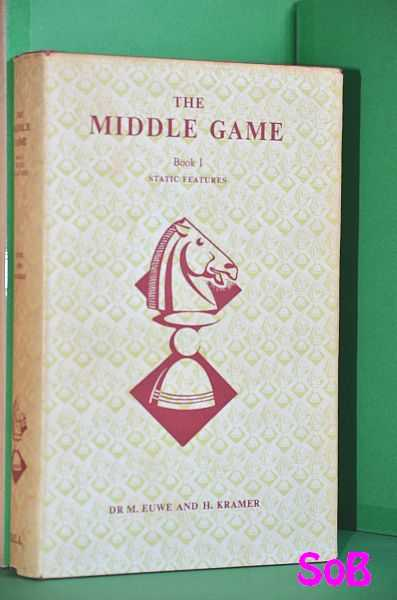 Image for The Middle Game: Book I : Static Features and Book II : Dynamic and Subjective Features (2-volume set)