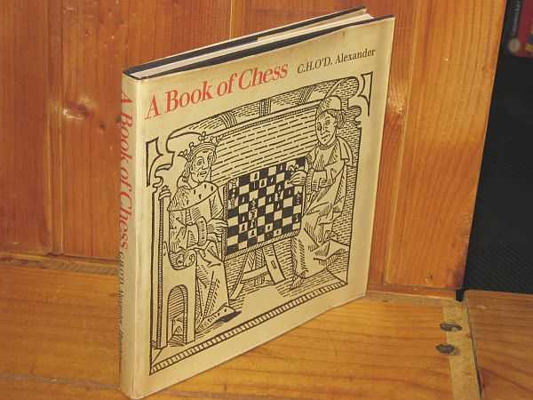Image for A book of chess