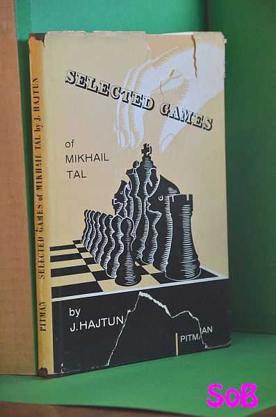 Image for Selected Games of Mikhail Tal