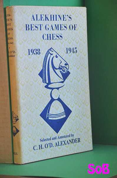 Image for Alekhine's Best Games of Chess: 1938-1945