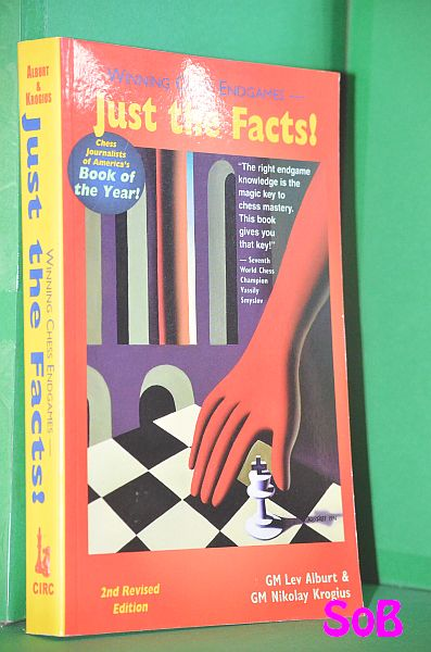 Image for Winning Chess Endgames: Just the Facts!