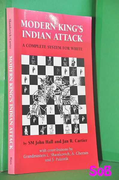 Image for Modern King's Indian Attack: A Complete System for White