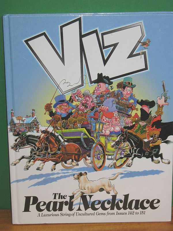 Image for Viz: The Pearl Necklace : A Luxurious String of Uncultured Gems from Issues 142-151