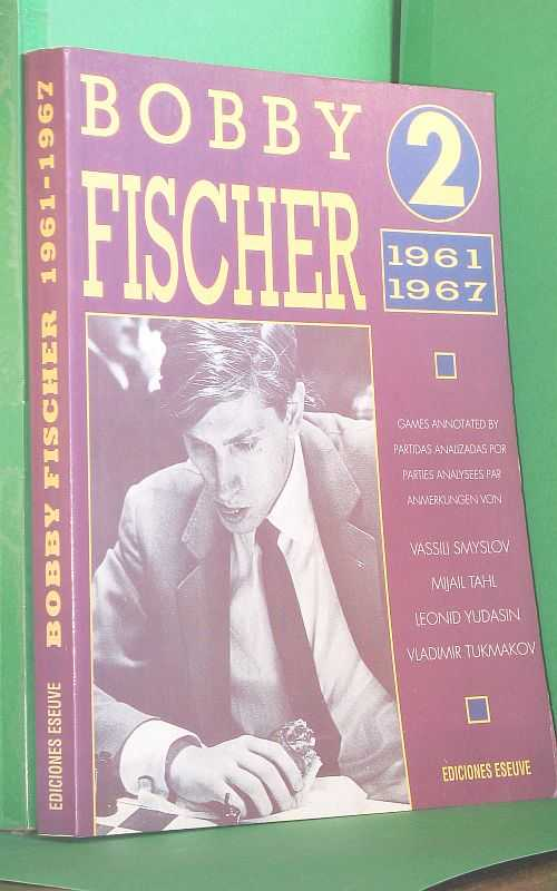 Image for Bobby Fischer 2 1961 1967