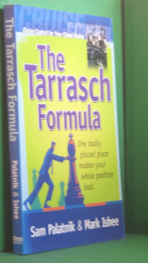 Image for Tarrasch Formula