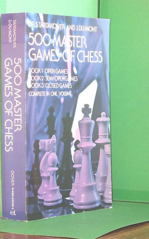 Image for 500 Master Games of Chess