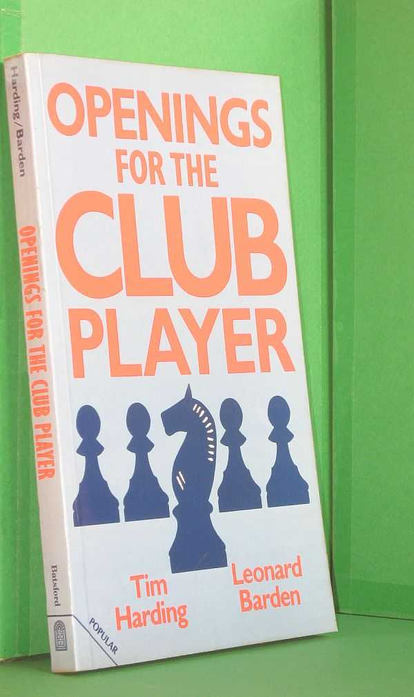 Image for Openings for the Club Player