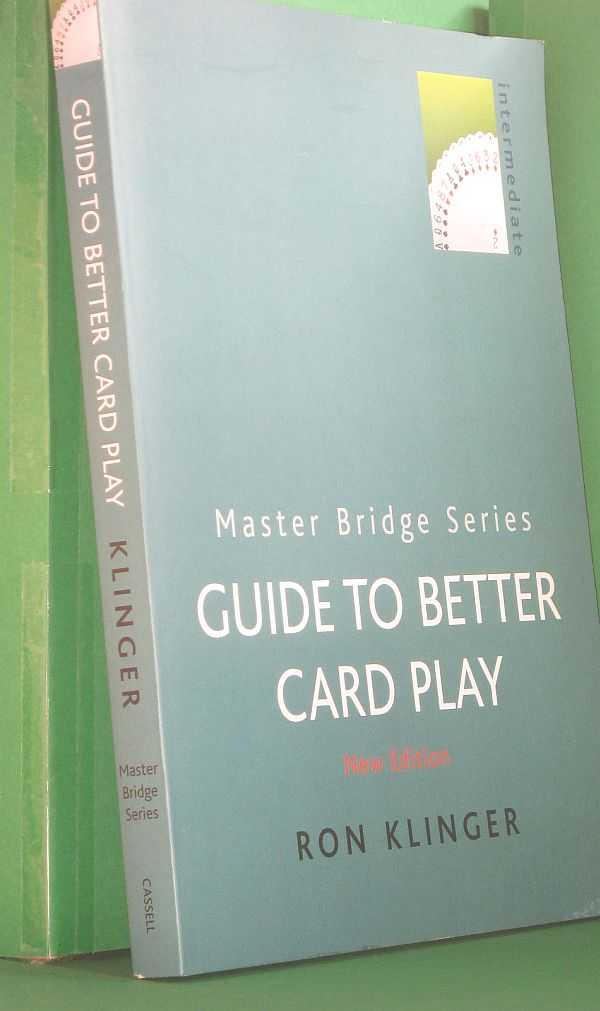 Image for A Guide to Better Card Play