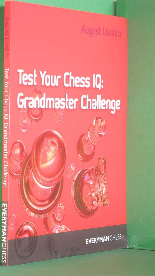 Image for Test Your Chess IQ: Grandmaster Challenge