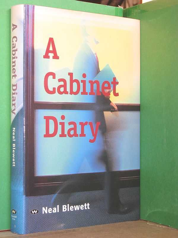 Image for A Cabinet Diary: A Personal Record of the First Keating Government