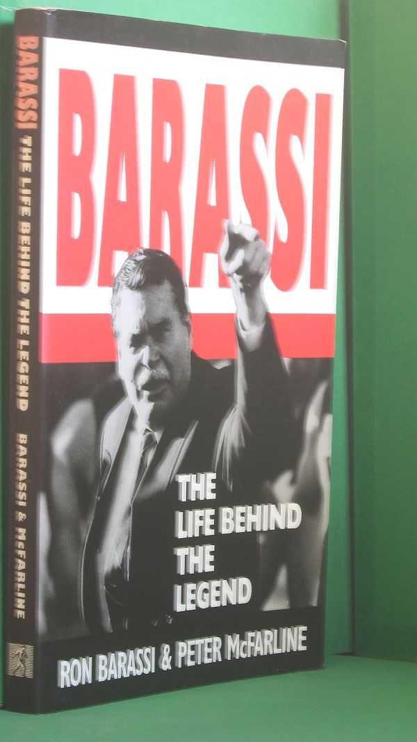 Image for Barassi: The Life Behind the Legend