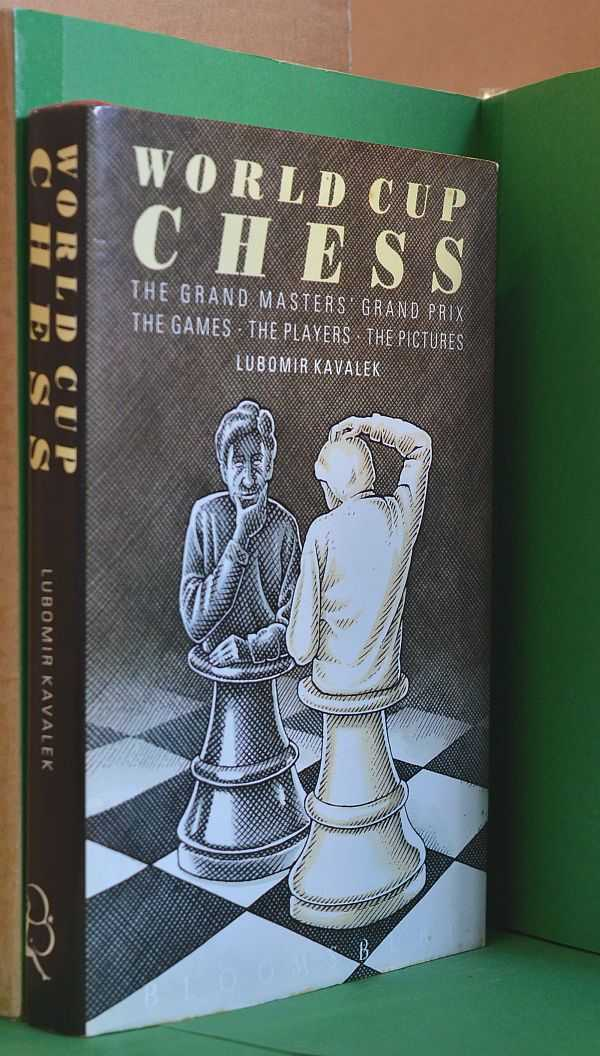 Image for World Cup Chess: The Grand Masters' Grand Prix