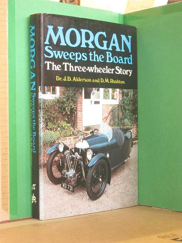 Image for Morgan Sweeps the Board: The Three-wheeler Story