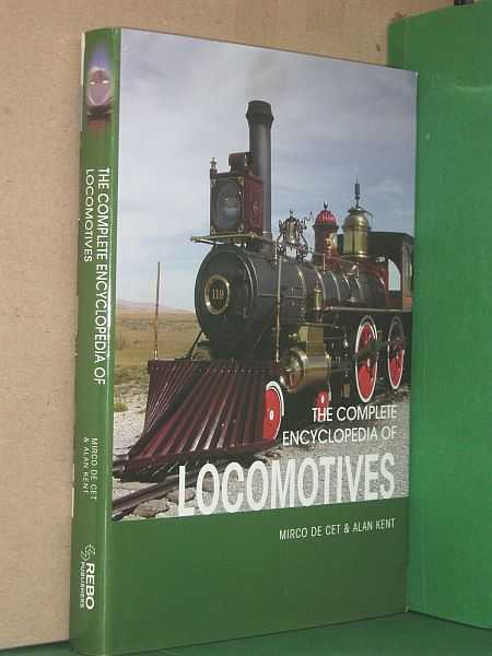 Image for The Complete Encyclopedia of Locomotives