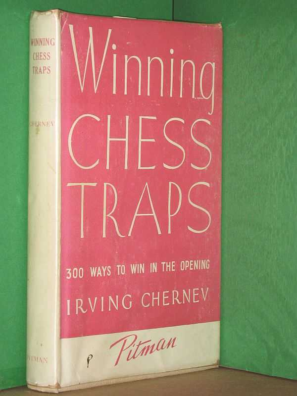 Image for Winning Chess Traps: 300 Ways to Win in the Opening