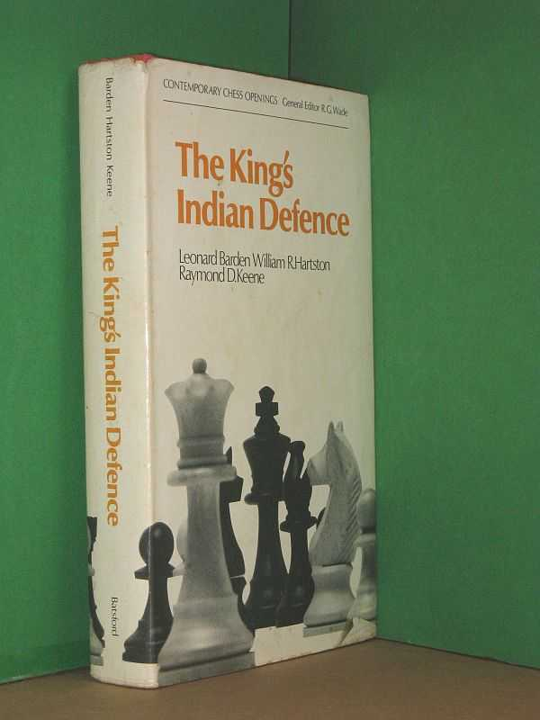 Image for The King's Indian Defence