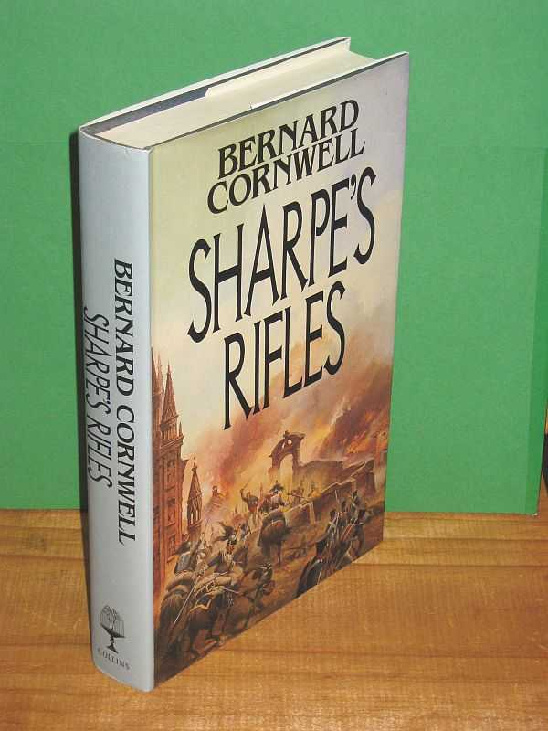 Image for Sharpe's Rifles: Richard Sharpe and the French Invasion of Galicia, January 1809