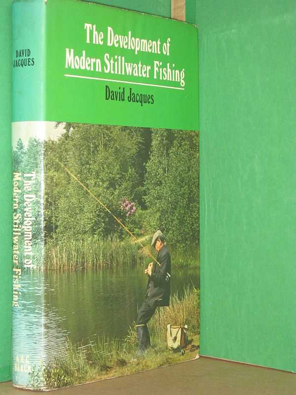 Image for The Development of Modern Stillwater Fishing