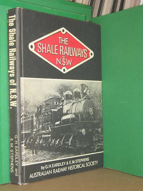 Image for The Shale Railways of New South Wales