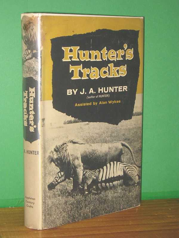 Image for Hunter's Tracks