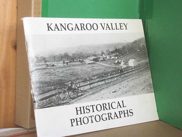 Image for Kangaroo Valley: Historical Photographs