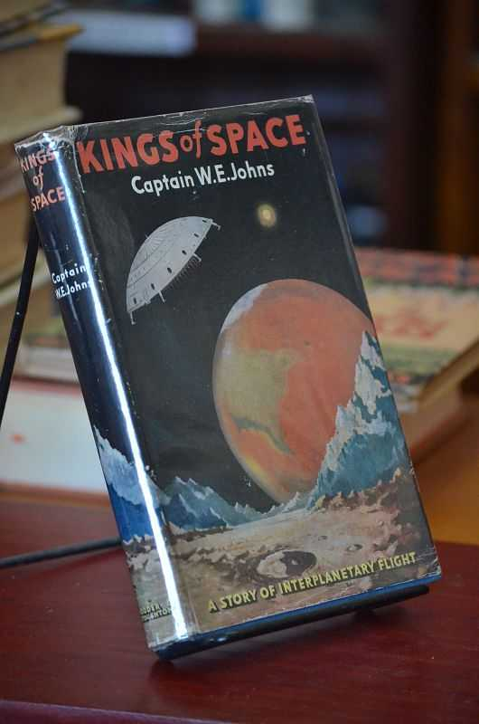 Image for Kings of Space: A Story of Interplanetary Flight