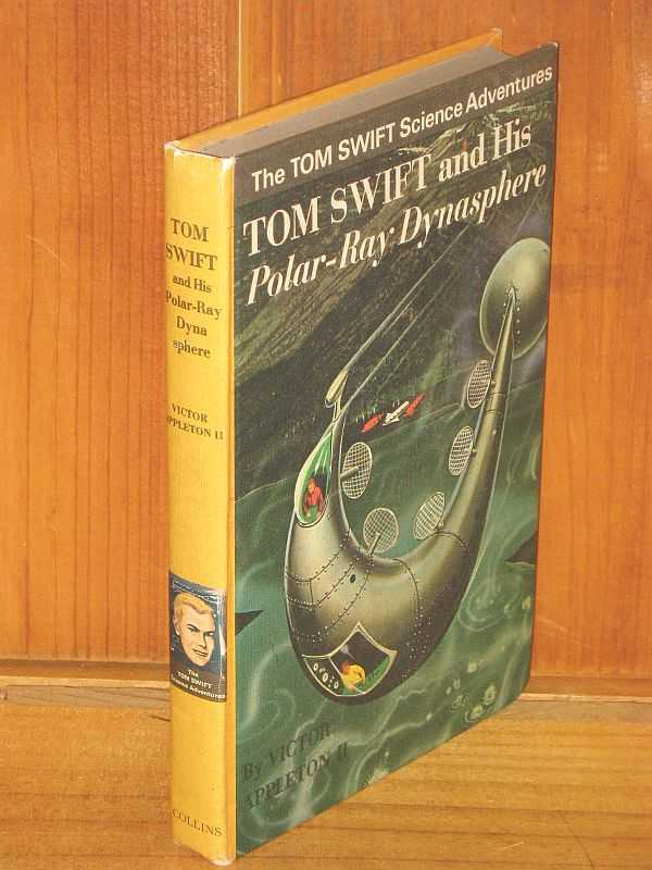 Image for Tom Swift and his Polar-Ray Dynasphere