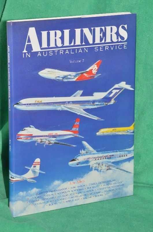 Image for Airliners in Australian Service: Volume 2
