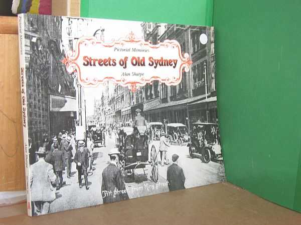 Image for Streets of Old Sydney