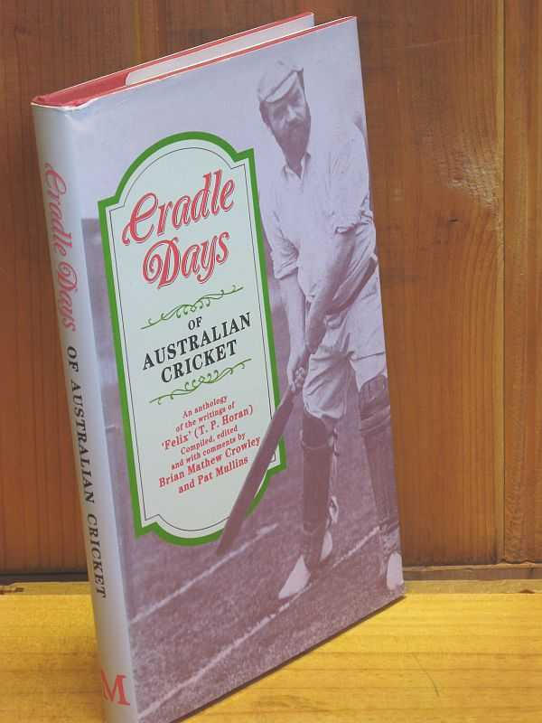 Image for Cradle Days of Australian Cricket