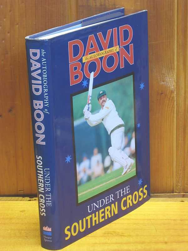 Image for Under the Southern Cross: The Autobiography of David Boon